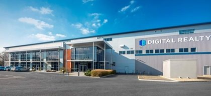 Equinix Woking UK